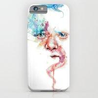 iPhone & iPod Case featuring Hippocrates face by KlarEm
