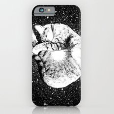 The Birth Of Cat Galaxy iPhone 6 Slim Case