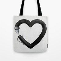 Love To Write Tote Bag