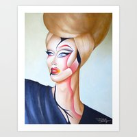 FLAZÉDA Art Print