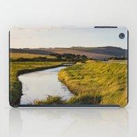 Cuckmere River iPad Case