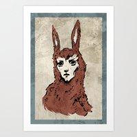 Frith Art Print