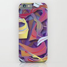 Interaction (in purple) iPhone 6s Slim Case