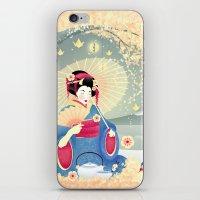 Turning Japanese iPhone & iPod Skin