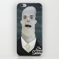 The Abominable Snowman iPhone & iPod Skin