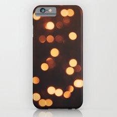 Christmas Lights II Slim Case iPhone 6s