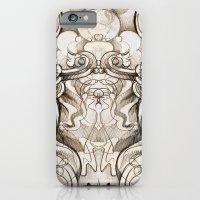 iPhone & iPod Case featuring Cruciform by C86   Matt Lyon