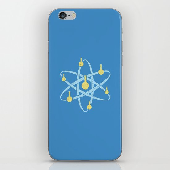 Atomic Tube iPhone & iPod Skin