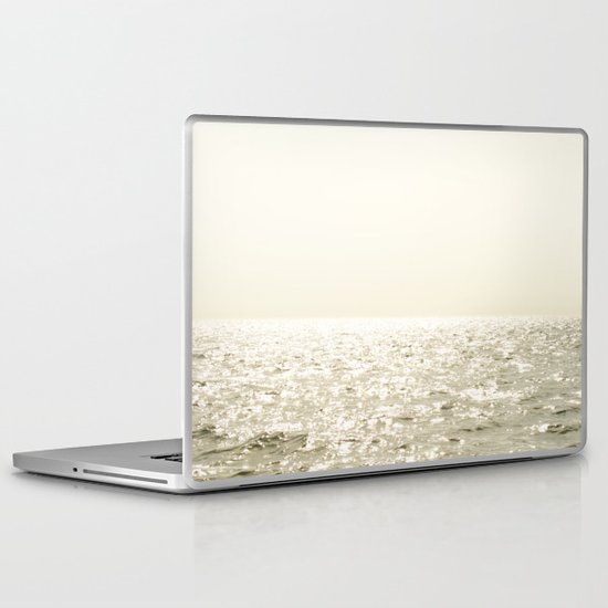 Sea and Sky Ombre Laptop & iPad Skin