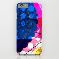 Paisley Pansie Slim Case iPhone 6s