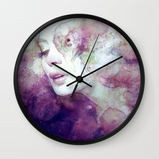 Beak Wall Clock