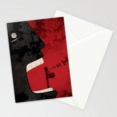 Hhhh... (silence) Stationery Cards