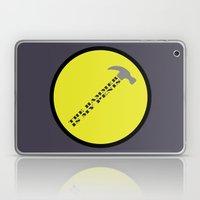 Captain Hammer Laptop & iPad Skin