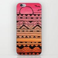 Surf Tribe iPhone & iPod Skin