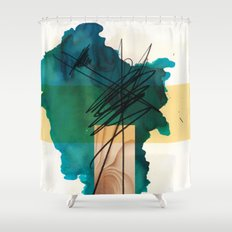 Woodone Shower Curtain