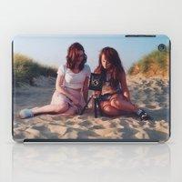 the pair iPad Case