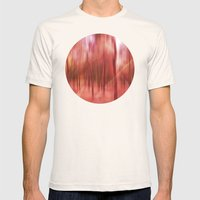 Initiation (back To Unna… Mens Fitted Tee Natural SMALL