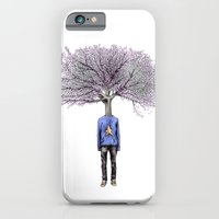 iPhone & iPod Case featuring Treenager by nryn
