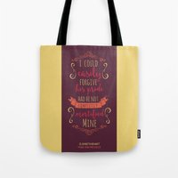 Jane Austen's Elizabeth … Tote Bag