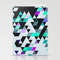 Xyan Tryp Stationery Cards