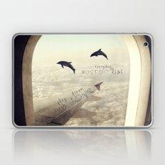 Dolphins Laptop & iPad Skin