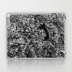 Overtime at the Power Station Laptop & iPad Skin