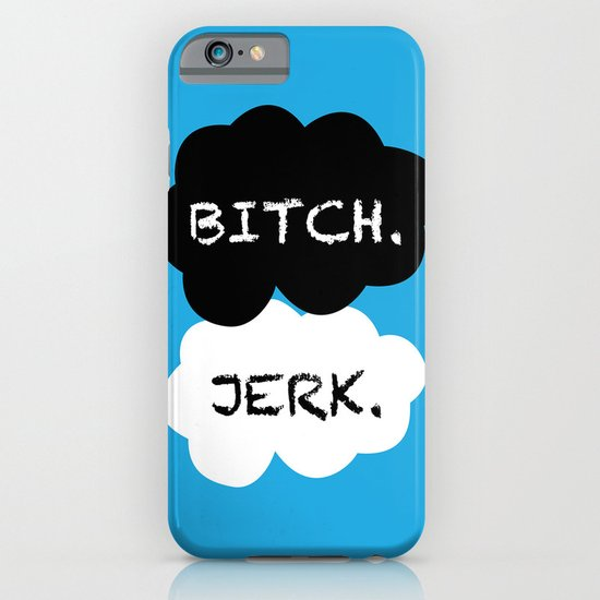 Supernatural Fault iPhone & iPod Case