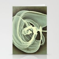 A Smooth Awakening - A F… Stationery Cards