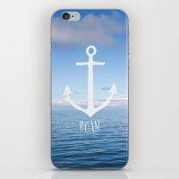 ROAM III iPhone & iPod Skin