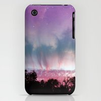 iPhone Cases featuring Gradient Sunsut by Ms Letha Moon