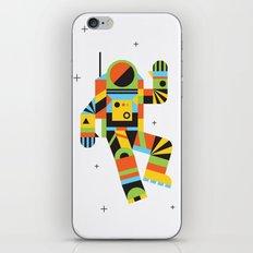 Hello Spaceman iPhone & iPod Skin