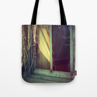 In The End Tote Bag