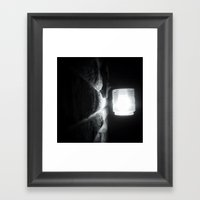 Illuminate I Framed Art Print