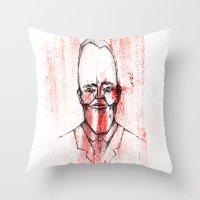 Maf #1 Throw Pillow