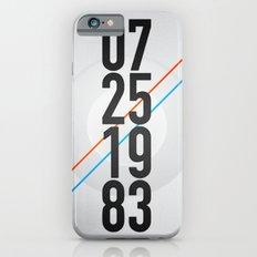 07/25/1983 iPhone 6s Slim Case