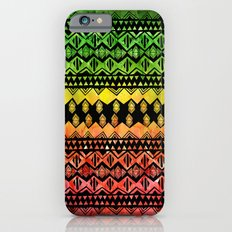 One Love Tribal {black} iPhone 6s Slim Case