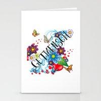 Gutmensch Stationery Cards