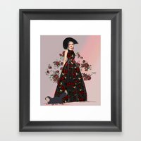 Wicked Mommy  Framed Art Print