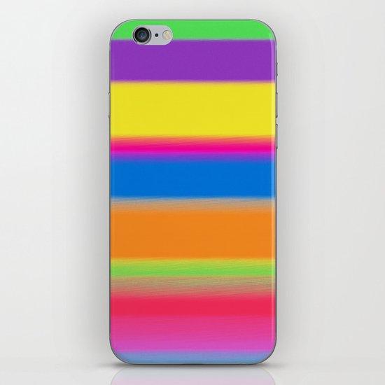 Candy Stripes. iPhone & iPod Skin