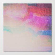 Glitch 09 Canvas Print