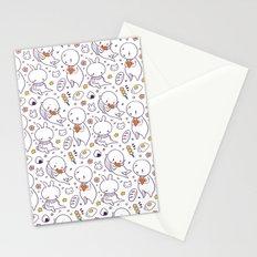 Heart Kids Pattern Stationery Cards