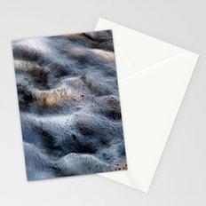 Wavy sea Stationery Cards