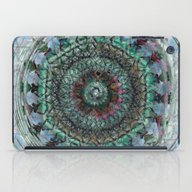 iPad Case featuring  Secrets Of The Mayan Or… by Elias Zacarias