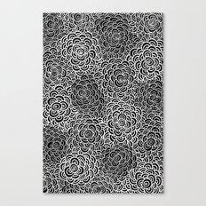 Scallop Bombs 2 Canvas Print