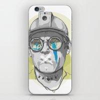 Ready To Heal iPhone & iPod Skin