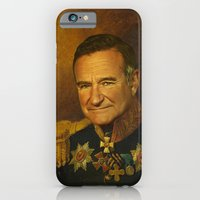 iPhone & iPod Case featuring Robin Williams - replaceface by replaceface