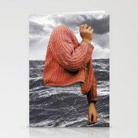 HIGH SEAS Stationery Cards