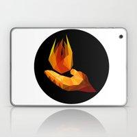 Pyrokinesis Laptop & iPad Skin