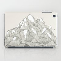 The Mountains And The Wo… iPad Case