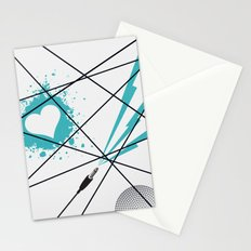 Love this song... Stationery Cards